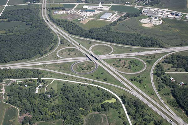 Interstate 35 Interchange
