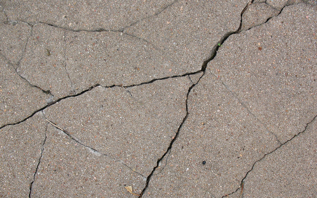 How Plastic Shrinkage Cracking Affects Concrete